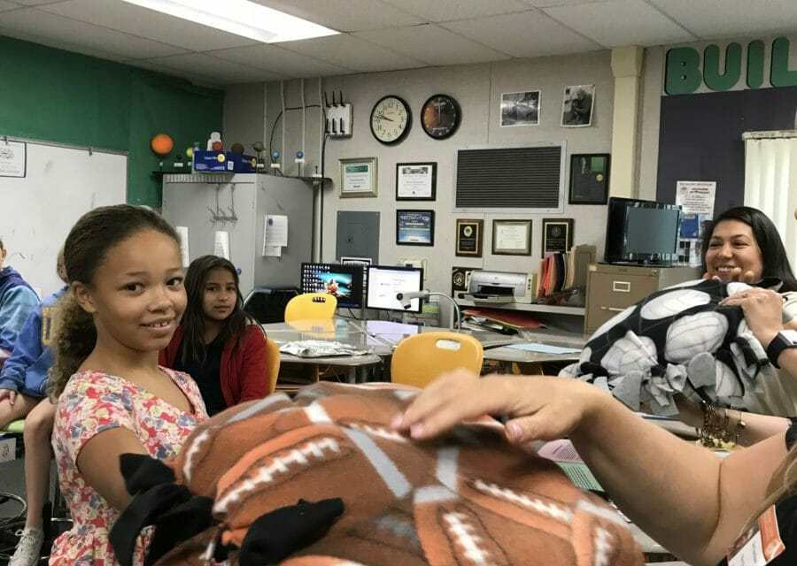 Shark Tank Debuts at James Monroe Elementary