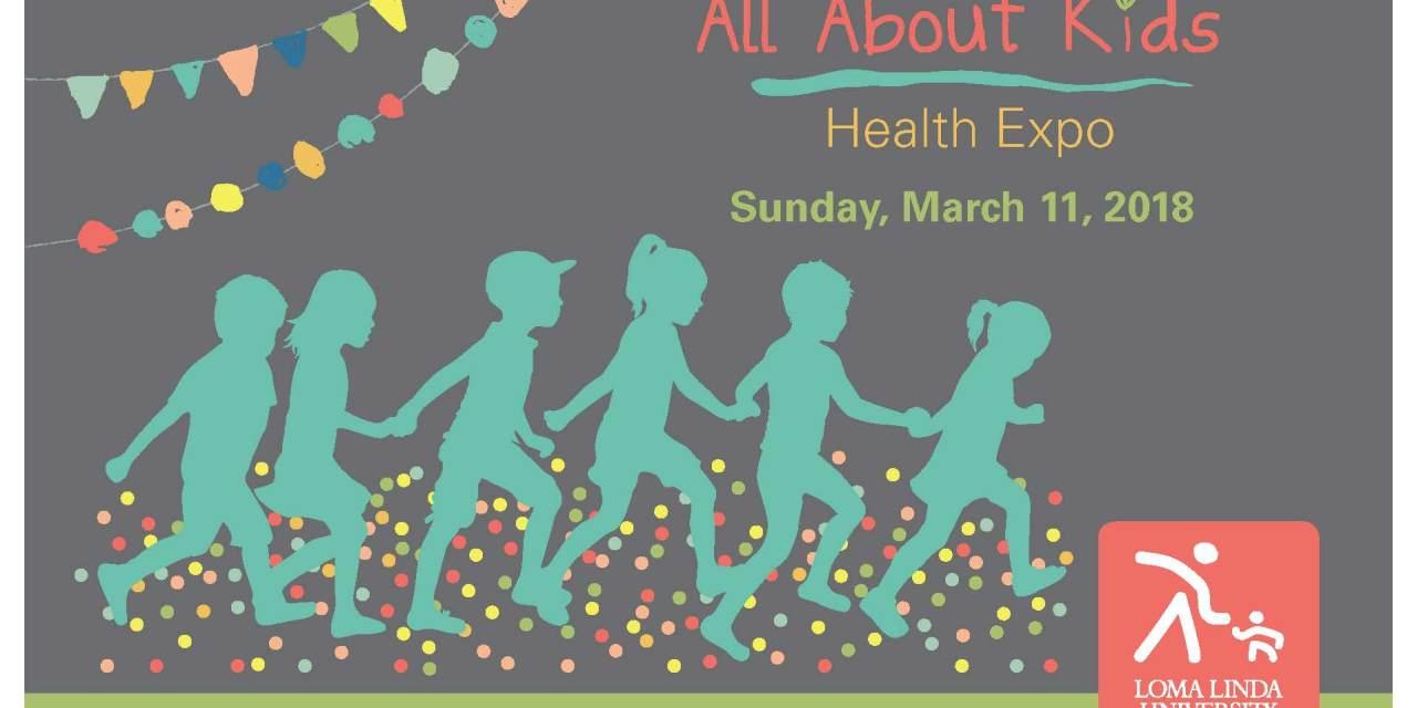 Kids Health Expo Set in Indio