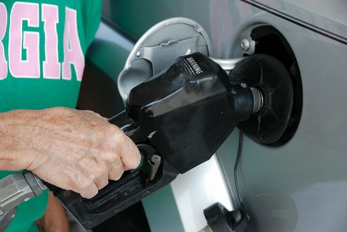Gasoline Prices Start to Slowly Creep Up