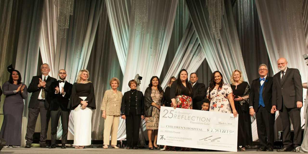 Over $2 Million Raised for LLU Children's Hospital