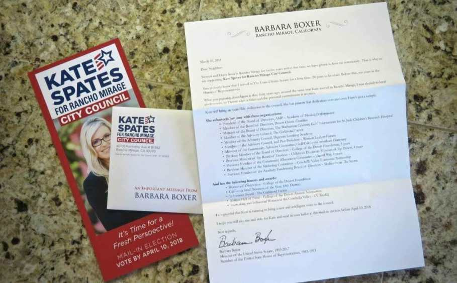 Spates Outpaces Her Challengers in Fundraising