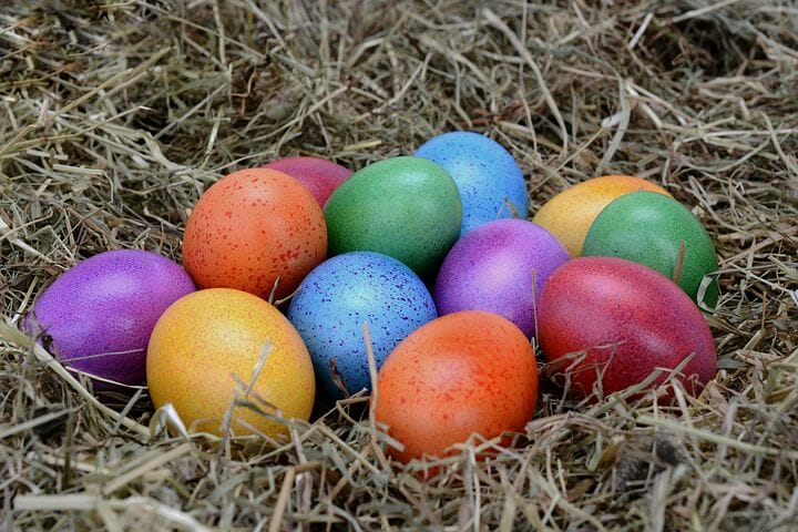 25,000 Easter Eggs to be Hidden in Town Square Park