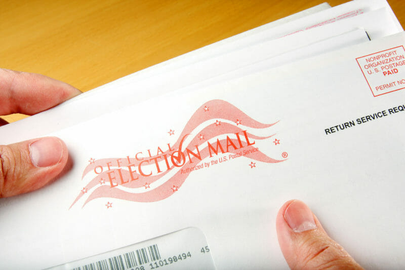 Vote-by-Mail Ballots Slow to Arrive in Mailboxes
