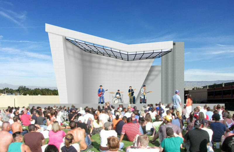Amphitheater Park to Receive Official Name