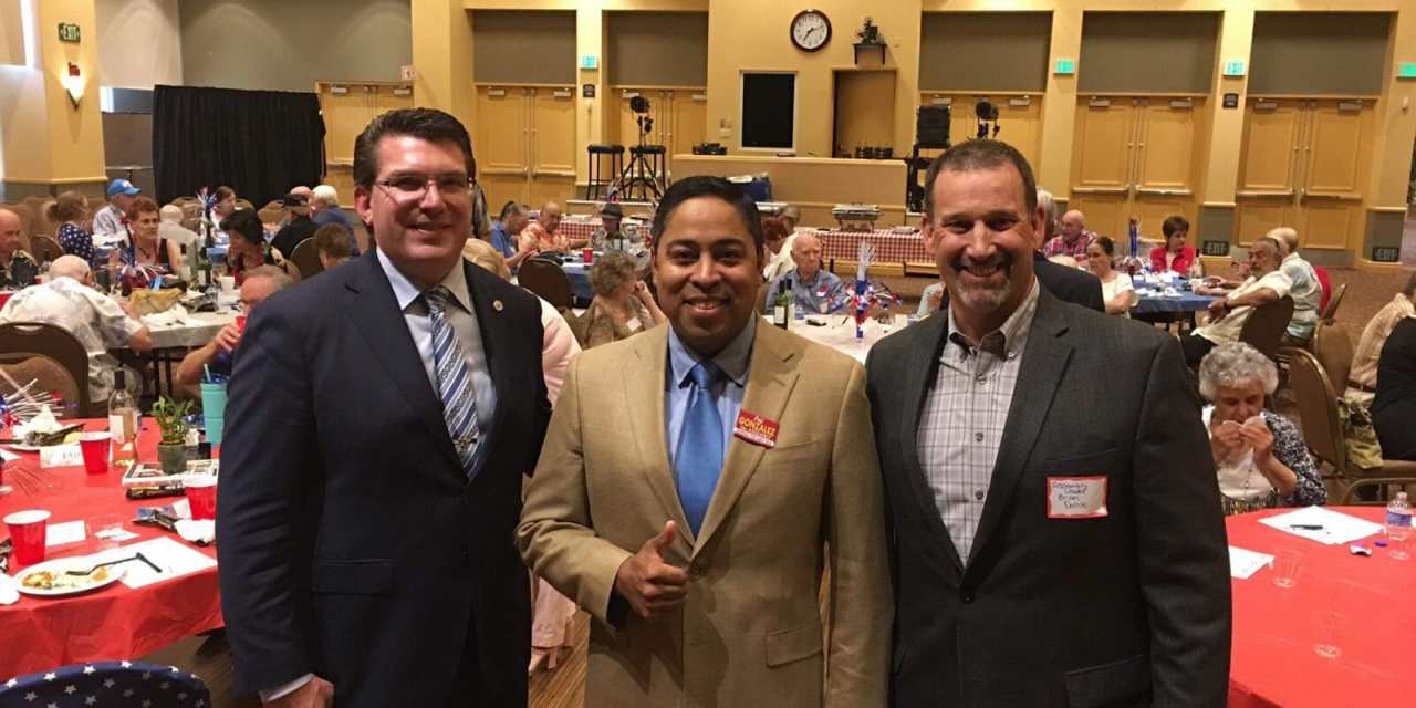 Newcomer from Indio Makes Impression with GOP