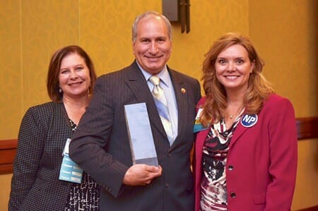Nurse Practitioners Group Honors Sen. Stone