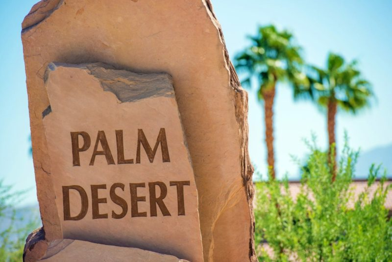 Jonathan Poised to Seek 2nd Term in Palm Desert
