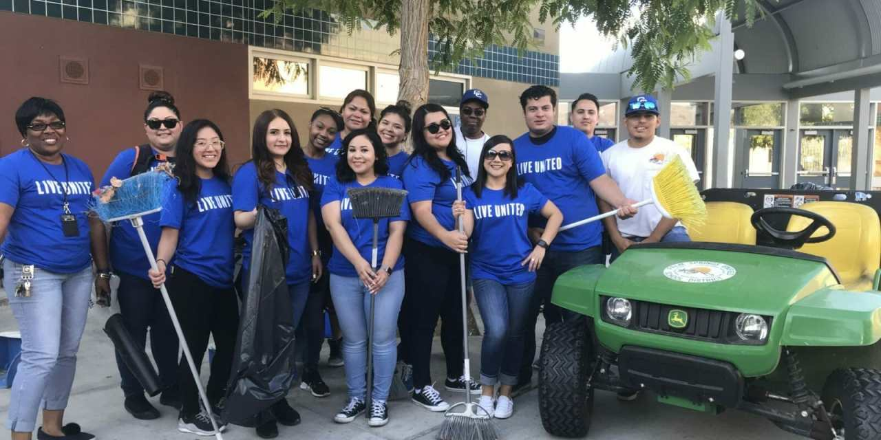 Day of Action Nets More than 475 Volunteer Hours