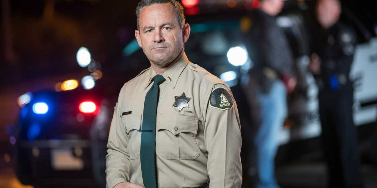 Lt. Bianco Snags Title of Riverside County Sheriff