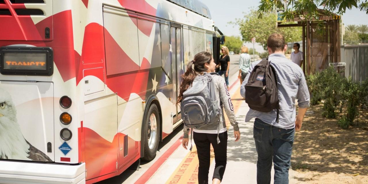 Haul Pass Allows COD Students Free Transportation