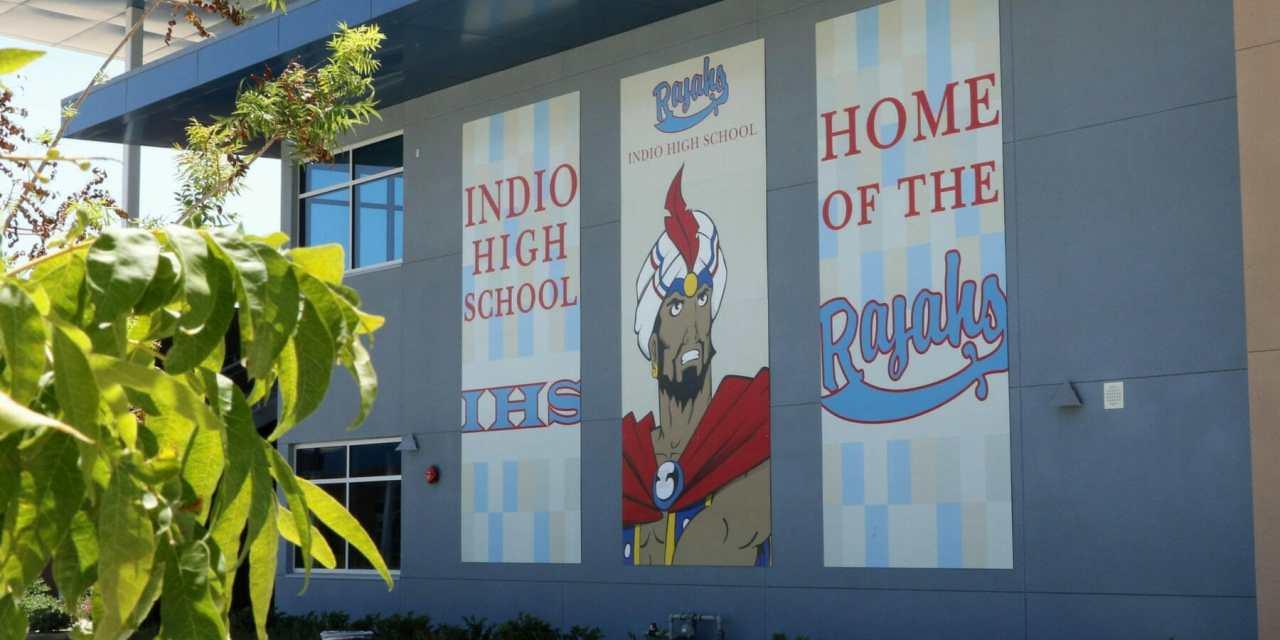 Indio High School Serves as Hallmark of Tradition, Pride