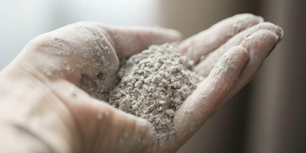 Ash Can Be Dangerous, Health Officials Warn