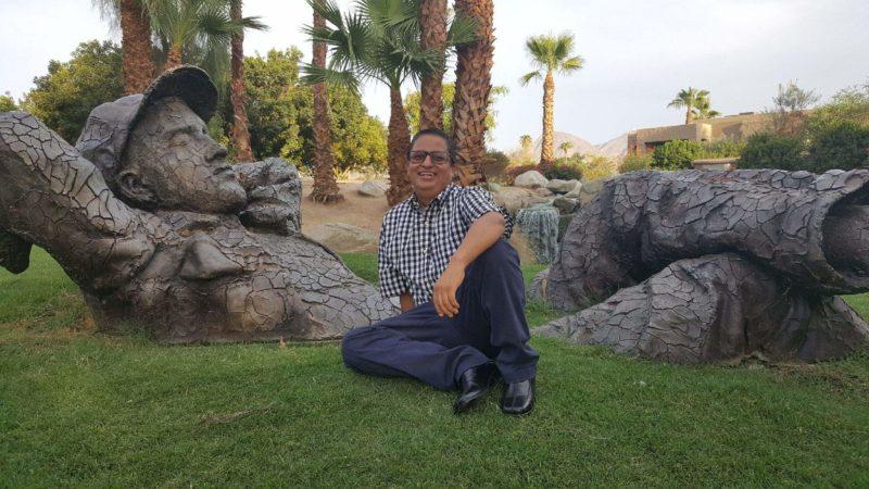 Local Activist Carlos Pineda Dies at 43