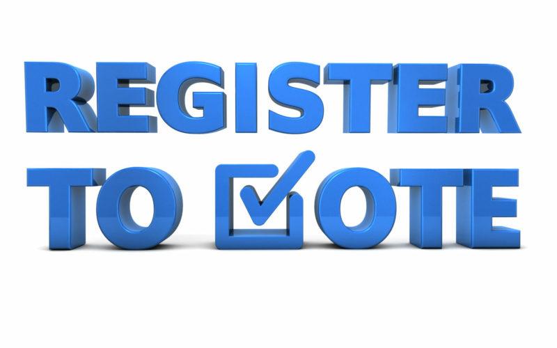 Register to Vote Efforts Pay Big Dividends