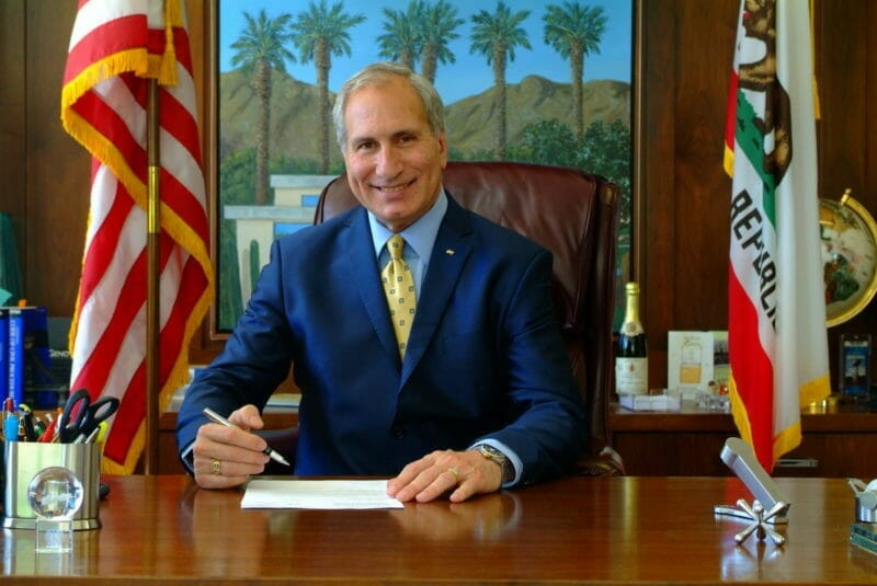 Sen. Jeff Stone Seeks Re-election to State Senate