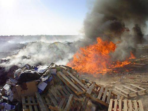 Local Veteran Impetus for Burn Pit Legislation