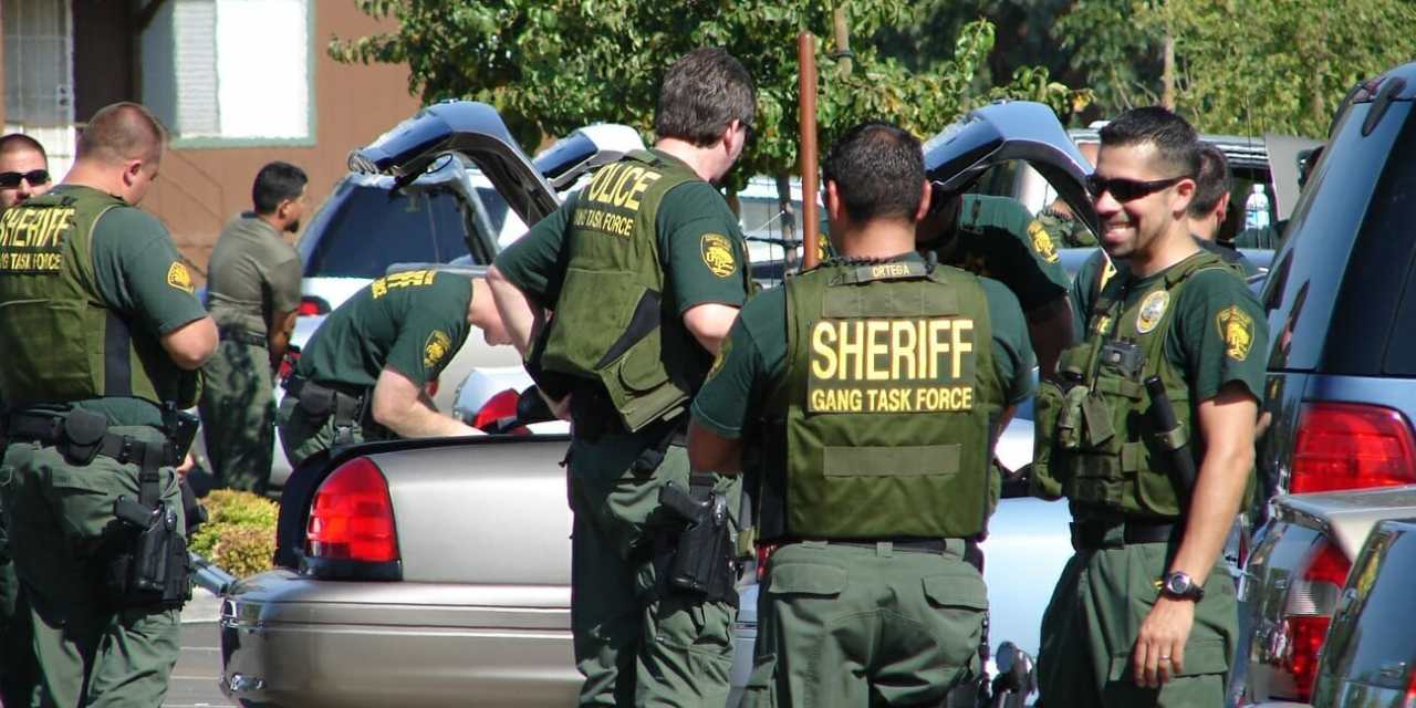 Gang Task Force Nabs 17 in La Quinta, Coachella