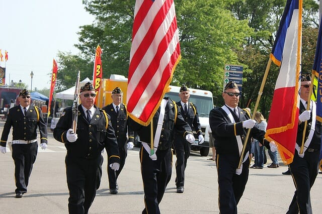 Veterans Day Parade Expected to Attract Thousands