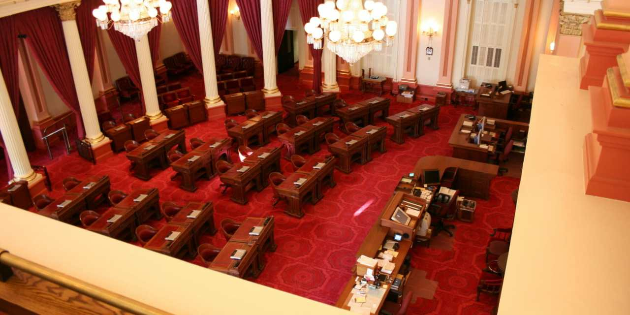 Applications for State Senate Fellows Available