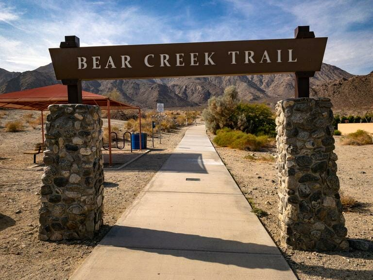 Bear Creek Urban Trail for Holiday Day Hike