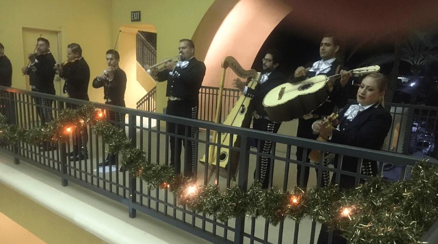 Evening Inauguration Showcases Class, Culture