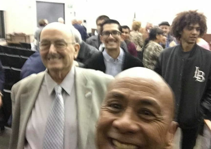 The Man Who Loved Mayor Gregory S. Pettis