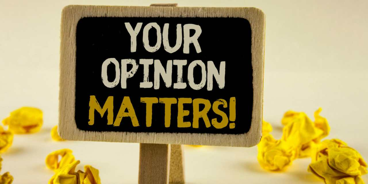 Your Opinion Matters to Uken Report