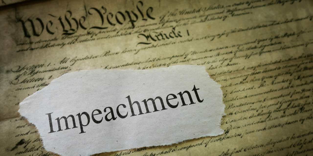 Impeach Trump? Ruiz Shares His Viewpoint