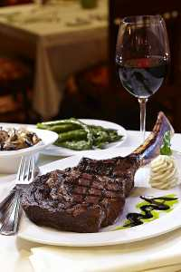 Steakhouse Earns Coveted 4-Star Rating