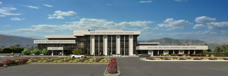 Eisenhower Health Raises Millions for Upgrades