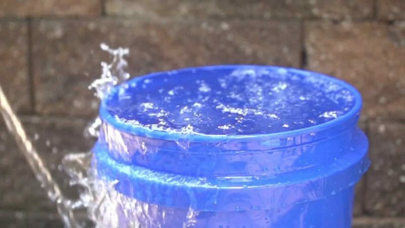 Toddler Dies After Falling Into Bucket of Water