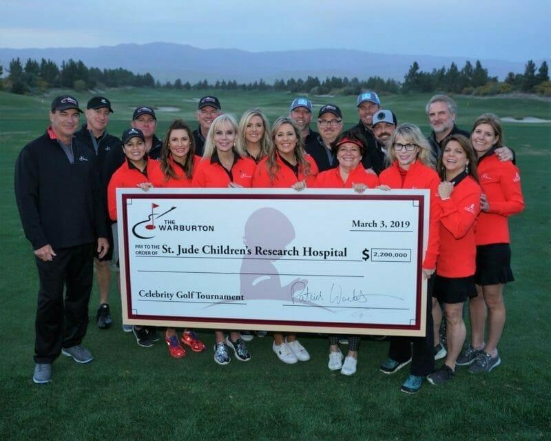 Warburton Golf Tourney Raises $2.2 Million