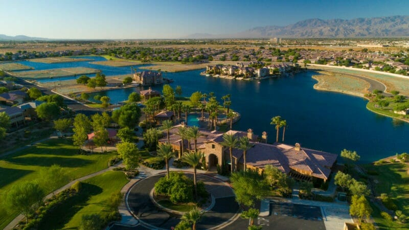 Lido at Terra Lago Offers Desert Waterfront Living