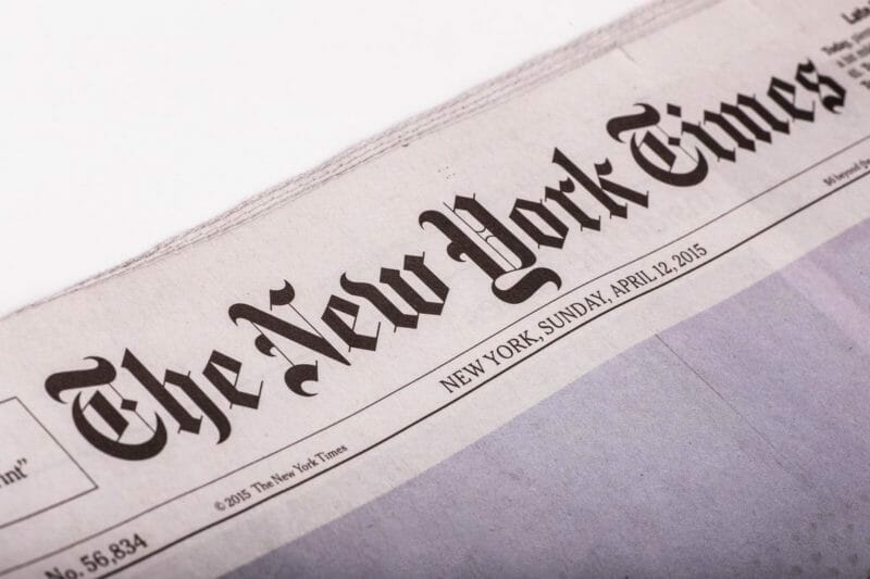 Free Digital Access to The New York Times