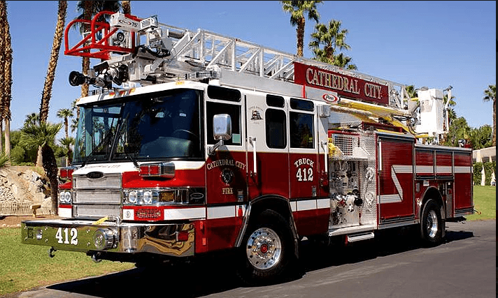 Cathedral City Firefighters Sue City for Overtime