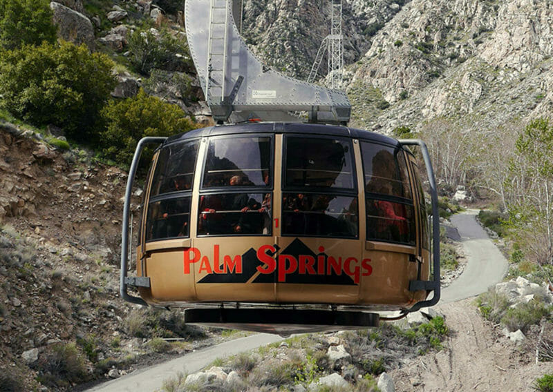 Palm Springs Aerial Tramway Draws Thousands