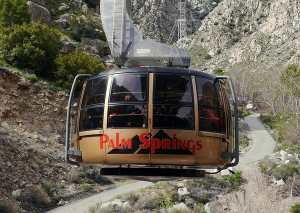 Military Days Set at Palm Springs Aerial Tramway