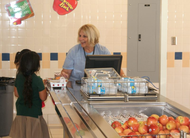 Summer Meal Program Feeds Thousands in DSUSD