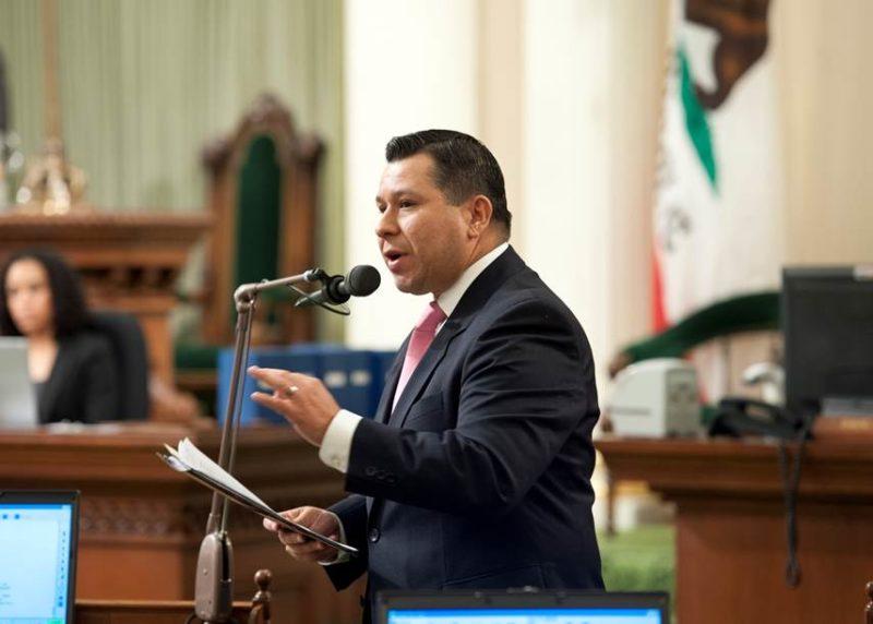 Asthma Legislation from Garcia Heads to Senate