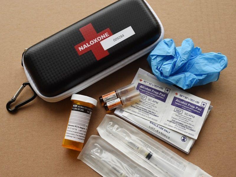 RSO Begins Using Naloxone, an Overdose Antidote