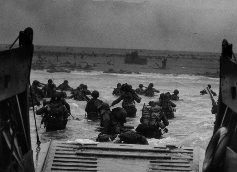 D-Day Heroes, Patriots Remembered [Opinion]
