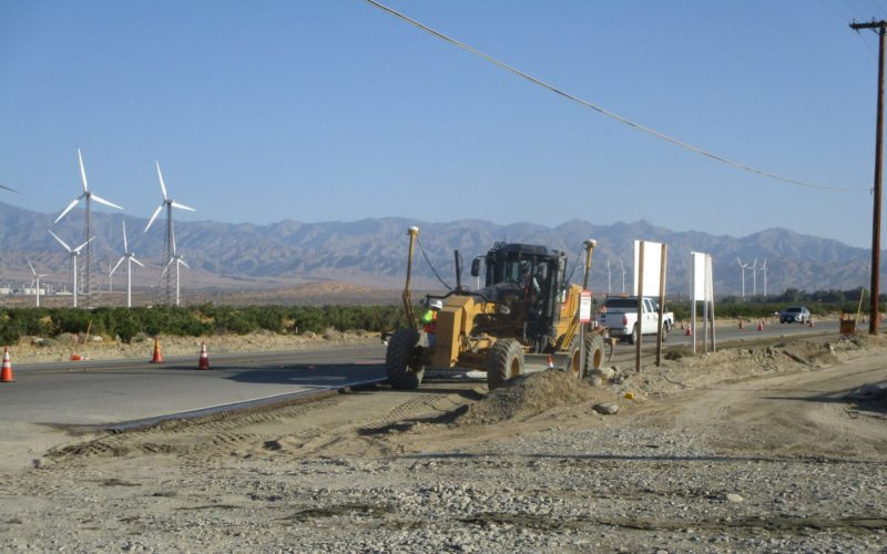 North Indian Canyon to Receive Additional Lanes