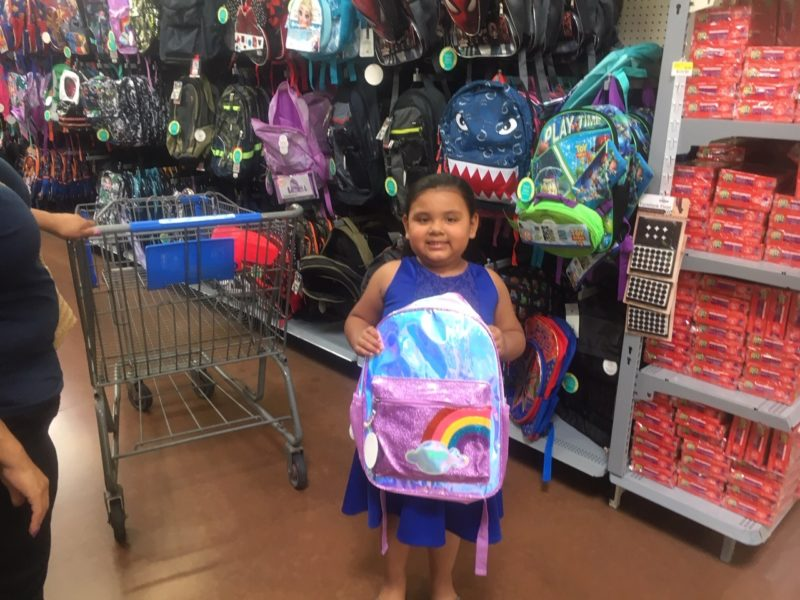 Backpack Giveaways Set at Community Centers