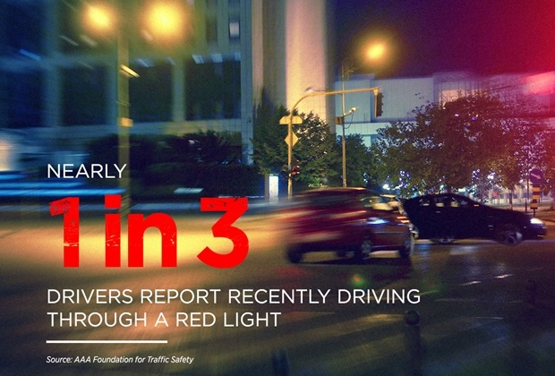 Red Light Running Deaths Hit 10-Year High