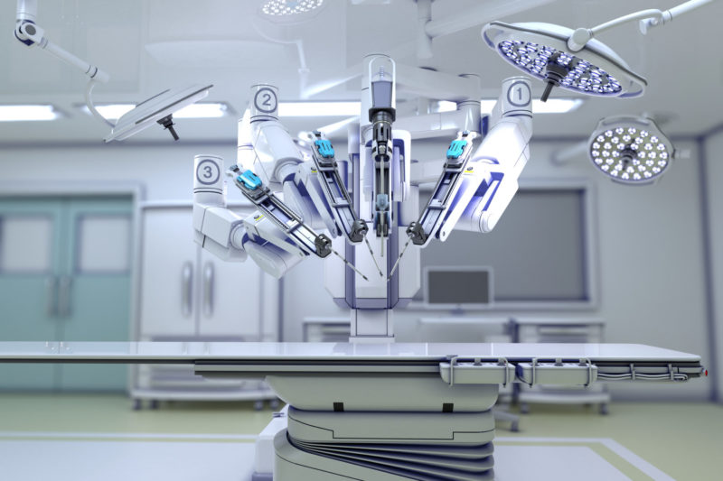 Robotic Surgery Cures Child of Reflux Issues