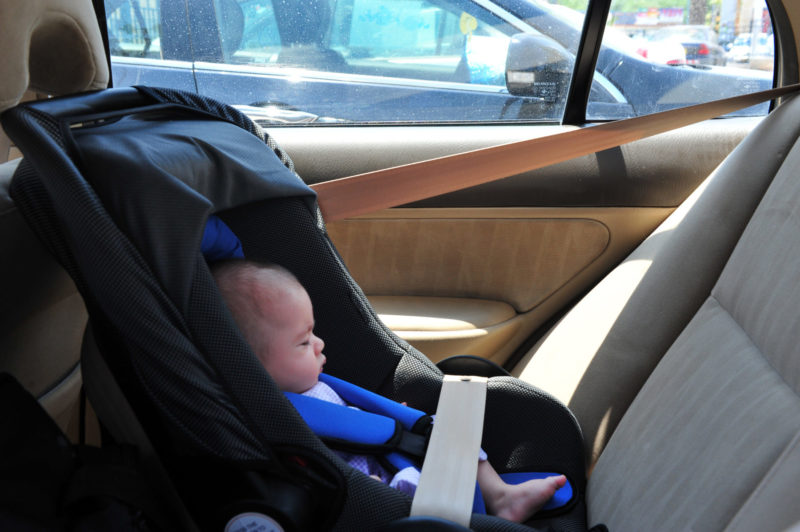 Hot Vehicles Can Be Death Traps For Kids And Pets
