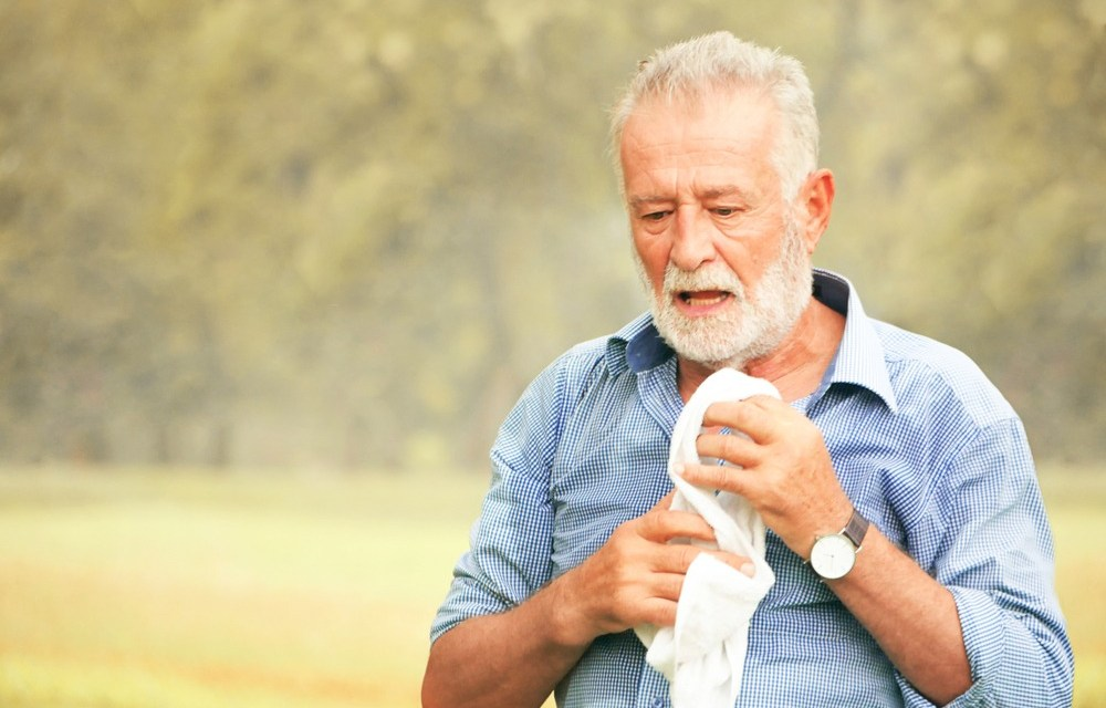 Prevent Aging Loved-Ones from Heat-Related Illness