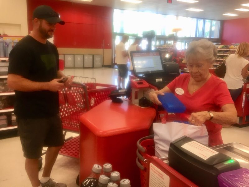 Generosity of Teacher Gains Attention at Target