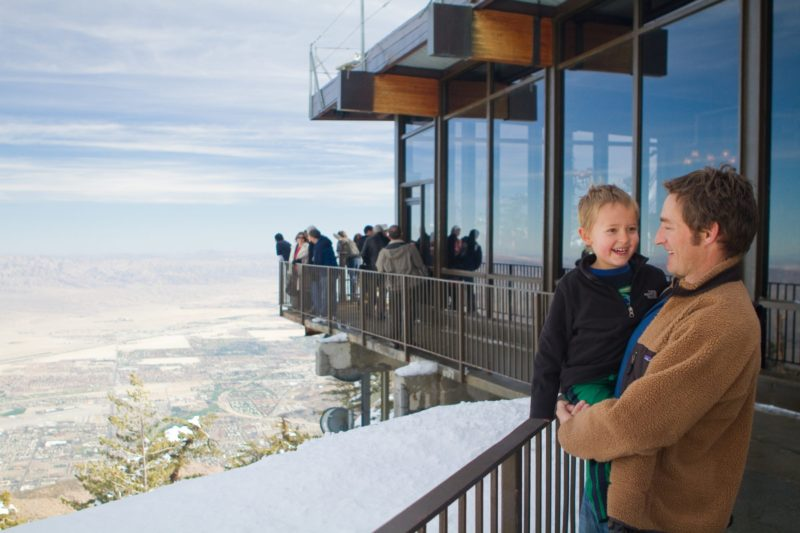 Snow Guessing Contest Begins at Tramway