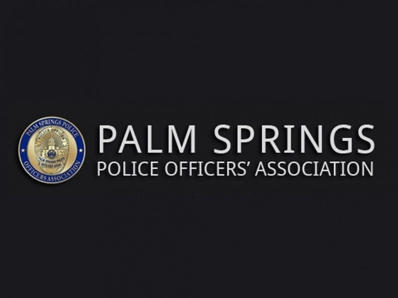 Palm Springs Police Officers Association Endorses